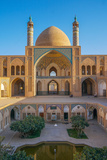 Agha Bozorg Mosque, Kashan, Iran, Middle East Photographic Print by James Strachan