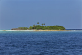 Madivaru island, Rasdhoo atoll, Maldives, Indian Ocean, Asia Photographic Print by Nigel Hicks