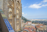 Monreale Cathedral, Monreale, Sicily, Italy, Europe Photographic Print by Marco Simoni