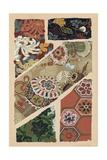 Japanese Textile Design V Posters
