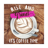 Rise & Grind II Premium-giclée-vedos