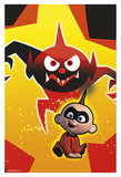 The Incredibles 2 - Jack Jack Posters
