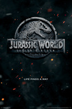 Jurassic World 2 - Teaser Logo Prints