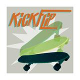 SK8R III Premium Giclee Print