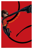 The Incredibles 2 - Mrs. Incredible Posters