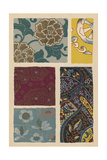 Japanese Textile Design I Posters