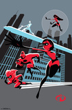 The Incredibles 2 - Artistic Print