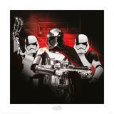 Star Wars: The Last Jedi - Stormtrooper Team Poster