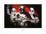 Star Wars: The Last Jedi - Stormtrooper Team Prints