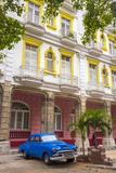 Cuba, Havana, Habana Vieja, Hotel Seville Photographic Print by Alan Copson