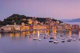 Bay of Silence, Sestri Levante, Genova province, Liguria, Italy. Impressão fotográfica por  ClickAlps