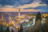 Verona, Veneto, Italy Impressão fotográfica por  ClickAlps
