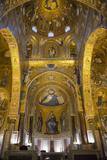 Capella Palatina, Palermo, Sicily, Italy, Europe, Lámina fotográfica por Marco Simoni