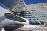 UAE, Abu Dhabi, Yas Island, Viceroy Hotel Reproduction photographique par Walter Bibikw