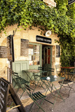 rustic bar in the Provence Photographic Print by Andrea Haase