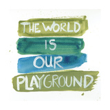 Play ground Premium Giclee Print by Smith Haynes