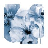 Flowing Flowers 2 Premium Giclee Print by Victoria Brown