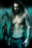 Justice League - Aquaman Julisteet