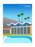 Architectural Icons 009 Premium Giclee Print by  THE Studio