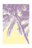 Retro Palms 3 Posters by  THE Studio