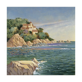 South Coast 2 Print by Max Hayslette