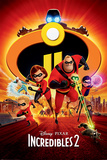 Incredibles 2 - One Sheet Plakater