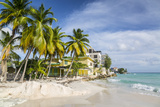 Worthing Beach, Worthing, Christ Church, Barbados, West Indies, Caribbean, Central America Fotografisk trykk av Frank Fell