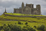 The ruins of the Rock of Cashel, Cashel, County Tipperary, Munster, Republic of Ireland, Europe Photographic Print by Nigel Hicks