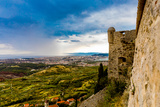 Views from the Fortress of Klis, where Game of Thrones was filmed, Croatia, Europe Valokuvavedos tekijänä Laura Grier