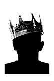 Death of The King III Kunst von Alex Cherry