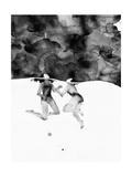 Glimmer of Consciousness Giclée-Premiumdruck von Agnes Cecile