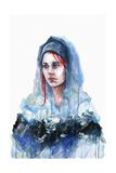 Missing Oceans Kunst von Agnes Cecile