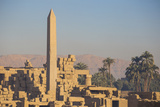 Karnak Temple, UNESCO World Heritage Site, near Luxor, Egypt, North Africa, Africa Photographic Print by Jane Sweeney