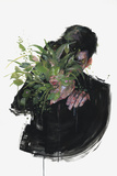 Silent Metamorphisis Kunstdrucke von Agnes Cecile
