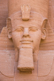 The Great Temple (Temple of Ramses II), Abu Simbel, UNESCO World Heritage Site, Egypt, North Africa Photographic Print by Jane Sweeney