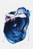The Noise of the Sea Poster van Agnes Cecile