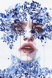 Oltremare Posters van Agnes Cecile