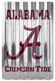 Alabama Crimson Tide Targa di latta