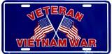 Veteran Vietnam War Peltikyltti