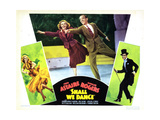 Shall We Dance, L-R, Ginger Rogers, Fred Astaire, 1937 高品質プリント