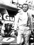 Le Mans, Steve Mcqueen, 1971 Photo
