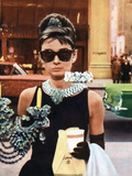 Breakfast at Tiffany's, Audrey Hepburn, 1961 Fotografia