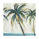 Palms I Premium Giclee Print by Lisa Ridgers