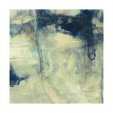 Blue Daze I Premium Giclee Print by Randy Hibberd