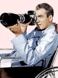 Rear Window, James Stewart, 1954 写真