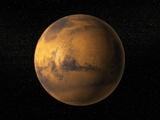 Mars, Artwork Fotografie-Druck