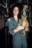 Alien, Sigourney Weaver, 1979 Fotografia