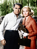 North by Northwest, L-R: Cary Grant, Eva Marie Saint, 1959 Photo
