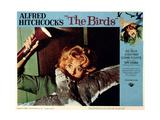 The Birds, Tippi Hedren, 1963 Posters