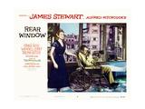 Rear Window, Grace Kelly, James Stewart, 1954 高品質プリント